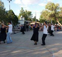 El Trébol se sumó al Proyecto 100 Plazas del Folklore