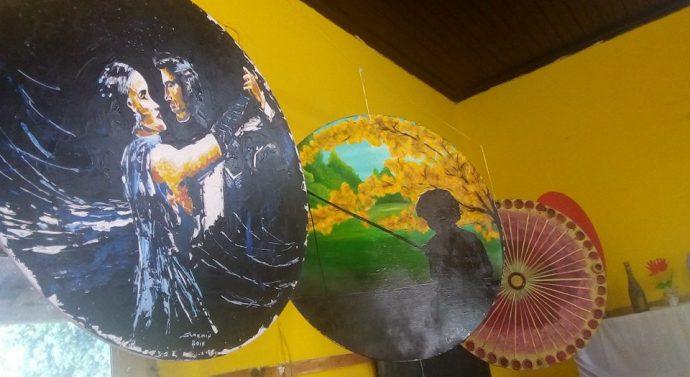 "Las ""Mandalas Santafesinas"" ya se encuentran en la comunidad de Monje"
