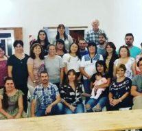 En Carrizales se desarrolló la primera reunión mensual de la Usina I (Sur)