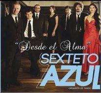 Noche de Tango en la comunidad de Montes de Oca junto al Sexteto Azul