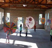 Las «Mandalas Santafesinas» ya visitan la comunidad de Bustinza