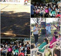 """San Jorge: Con más de 150 inscriptos se desarrolló la etapa local del """"2° Torneo Provincial de Bolitas"""""""