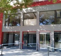 Sastre: Se inauguró el nuevo Centro Cultural Municipal