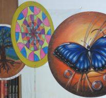 "Las ""Mandalas Santafesinas"" se inauguraron en la Biblioteca Constancio Vigil de Villa Eloísa"