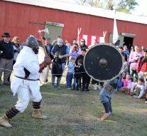 Se llevó a cabo la «Feria Medieval Ybarlucea»
