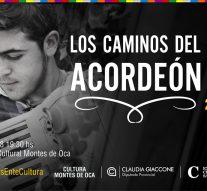 «Los Caminos del Acordeón 2» llegan a Montes de Oca