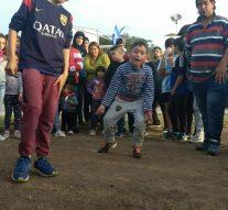 En Monje y Díaz se realizaron las instancias locales del «2° Torneo Provincial de Bolitas»