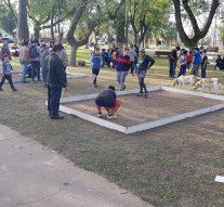 """En Casas se palpitó el """"2° Torneo Provincial de Bolitas"""""""