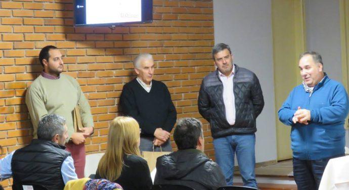 «Caminos y Pueblos» se presentó en la comunidad de Tortugas
