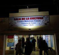 """Casas: La """"integración cultural"""" fue testigo de la Inauguración de la Casa de la Cultura"""