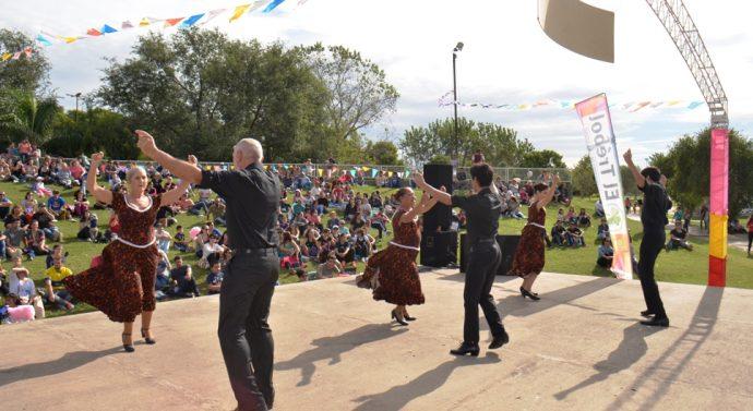 """El domingo se celebra la """"danza"""" en El Trébol"""