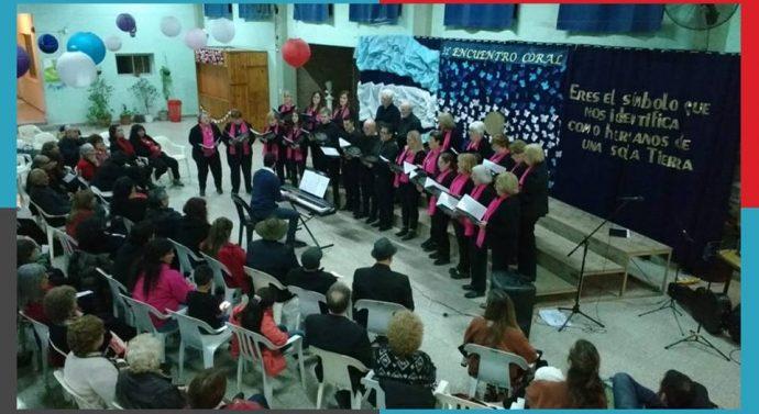 """En Maria Juana se realizó el """"32° Encuentro Coral"""""""