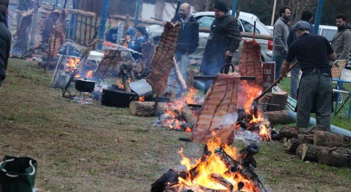 Ybarlucea vivió una verdadera Fiesta Patria!