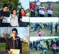 Carrizales jugó su instancia local del «2° Torneo Provincial de Bolitas»