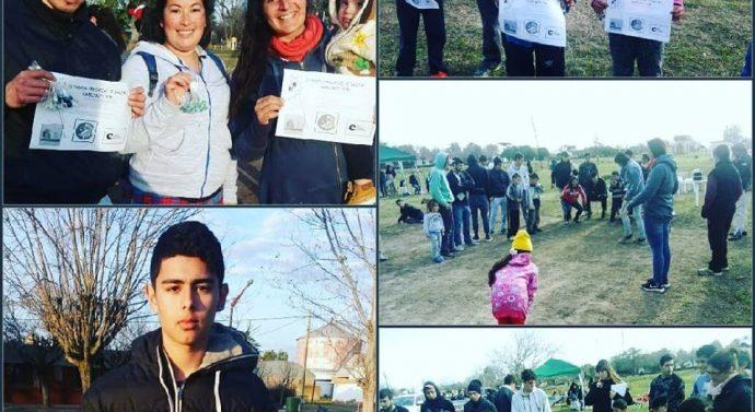 "Carrizales jugó su instancia local del ""2° Torneo Provincial de Bolitas"""