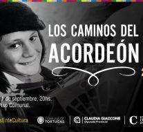 """""""Los Caminos del Acordeón 2"""" se presentan en Tortugas junto a Priscila González"""