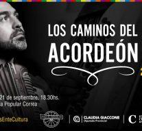 """Peña """"El Amanecer"""" de Correa presenta """"Los Caminos del Acordeón 2"""""""
