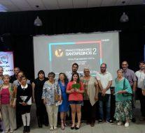 Los «Francotrinadores Santafesinos» inundaron de poesía a María Juana