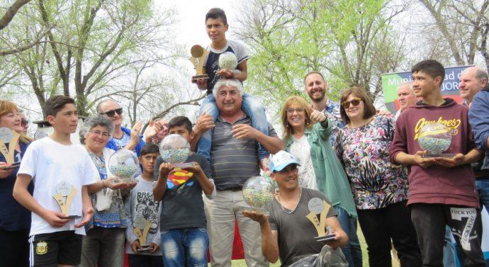 """Toda una provincia palpitó la final del """"2° Torneo Provincial de Bolitas"""""""