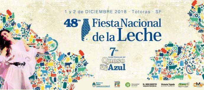Totoras: Salieron a la venta las entradas para la Fiesta Nacional de la Leche