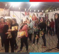 María Juana: Apertura de la muestra fotográfica «No todo es color de rosa»