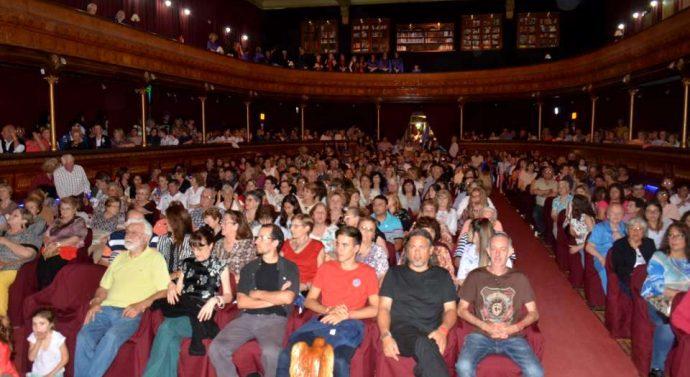 El Trébol: Con el Cervantes a pleno, la gala de Fiesta de Arte brilló