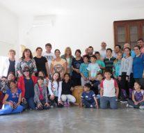 El Campeón Santafesino de Malambo dictó su Taller en la localidad de Centeno