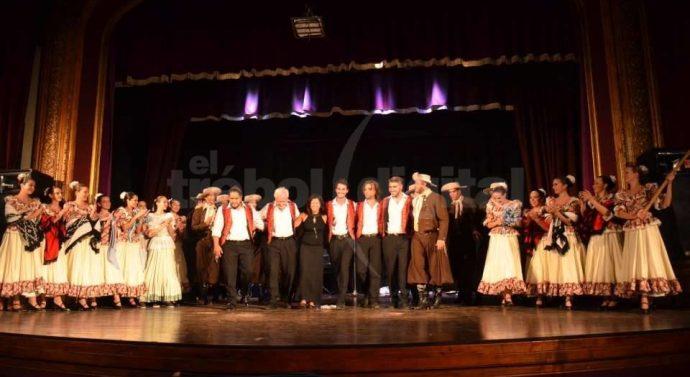 Ballet El Trébol: Un festejo que quedará por siempre en el corazón
