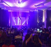Tortugas: Imponente Muestra Anual de Acrobacias en Telas