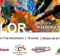 "San Jorge: Muestra Interdisciplinaria ""Tu Color"""