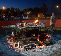 Fiesta de la Vaquillona con Cuero en Luis Palacios
