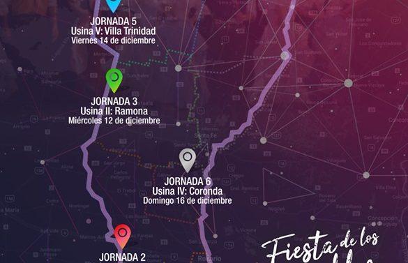 «La Fiesta de los Pueblos 2018» llegará a distintos puntos de la provincia