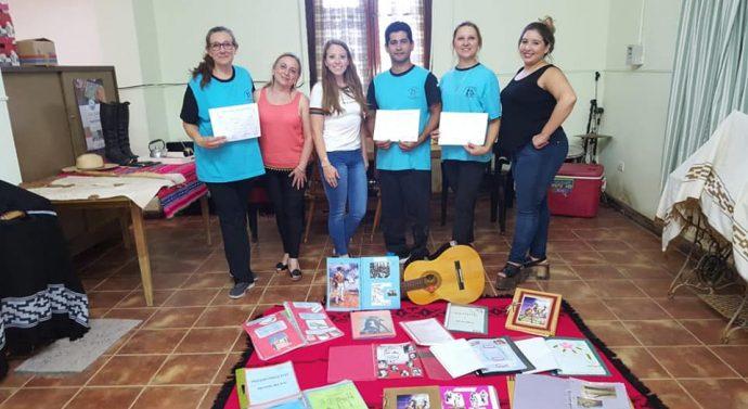 María Susana: Nuevos Maestros de Danza Nativas