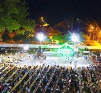 Una multitud disfrutó de la primera Fiesta Provincial de la Cebada en Díaz