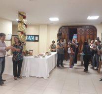"""Alumnas del """"Taller de Clo"""" exponen en el hall del Centro Cultural Cervantes"""