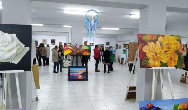 """Sastre: Llega una nueva muestra de """"Pinturas Decorativas"""""""