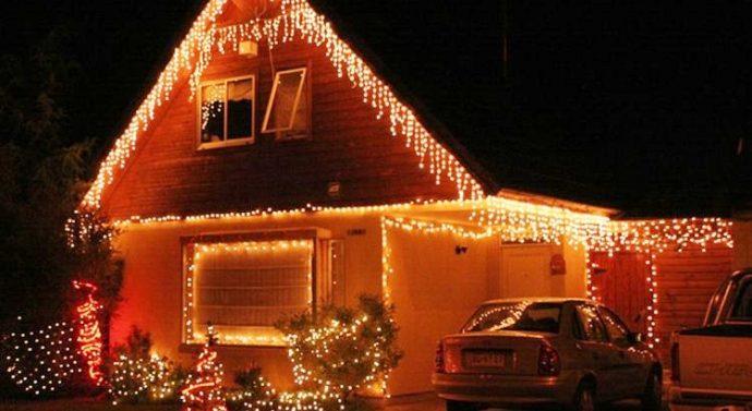 Premiarán a la casa mejor adornada con motivos navideños en Monje
