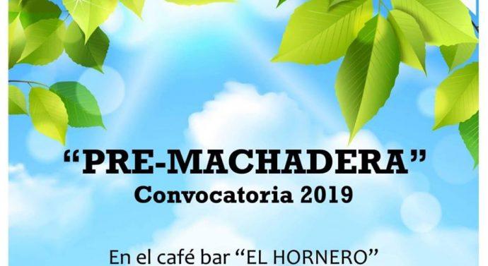 Lucio V. López:Convocatoria Pre – Machadera 2019.