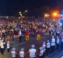 En una gran noche, El Trébol conoció a las nuevas soberanas del carnaval