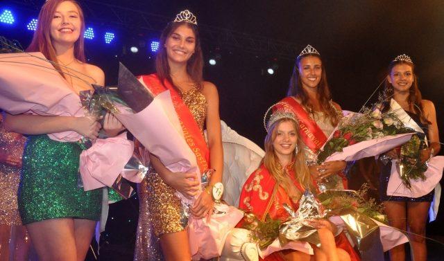 Sastre: Josefina Boccardo es la nueva Embajadora Provincial del Carnaval