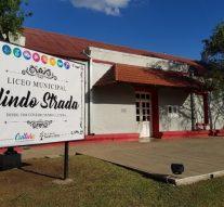 Sastre: Liceo Municipal: comenzó la inscripción para el ciclo lectivo 2019