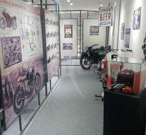Museo de la Moto: Entre la calidad de una muestra notable y la nostalgia del mundo tuerca