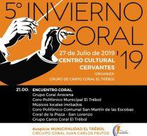 El Trébol: Se viene la quinta edición de «Invierno Coral»