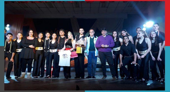 María Juana: Encuentro de Danzas «Raíces 19»