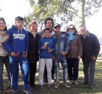 La ciudad de Sastre desarrolló el «Torneo Provincial de Bolitas