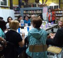 En Oliveros se llevó a cabo la reunión mensual de la Usina I (sur)