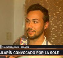 Luis Palacios: Valentín Bacalini se va de gira con La Sole