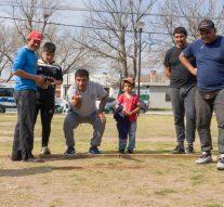 En Las Parejas se palpitó la instancia regional del «Torneo Provincial de Bolitas»