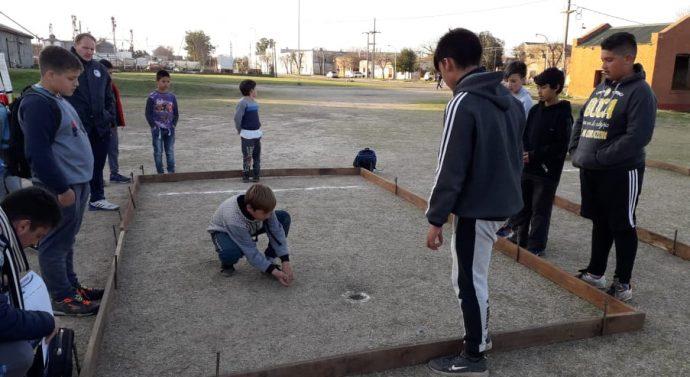 El Trébol ya tiene a sus ganadores del «Torneo Provincial de Bolitas»