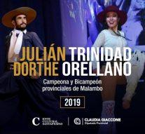 Los «Campeones santafesinos de Malambo» llegan a Correa